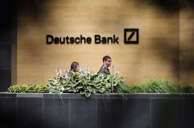 Призрак Lehman Brothers. Рухнет ли Deutsche Bank?