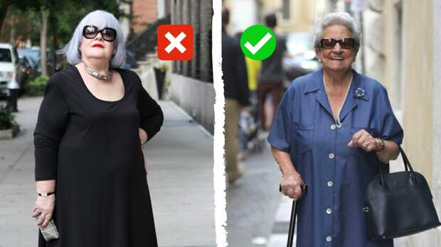 Правильное платье сделает вас моложе и стройнее.