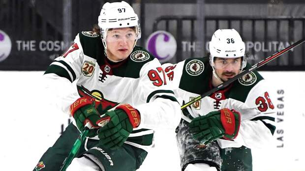 «Миннесота», за которую выступает Капризов, обновила клубный рекорд по длительности домашней победной серии в НХЛ