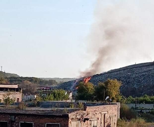 МУП «Спецавтохозяйство» увеличило территорию Хилокской свалки и не стало устанавливать защитную зону
