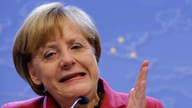 Госпожа Меркель затевает новый БЛИЦКРИГ, немцы забыли,чем закончился предыдущий