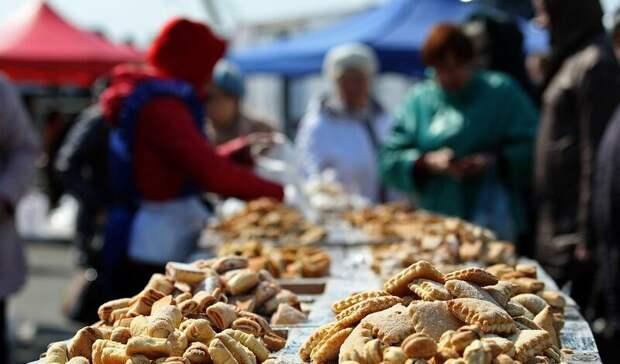 24апреля всех тюменцев ждут напродовольственную ярмарку