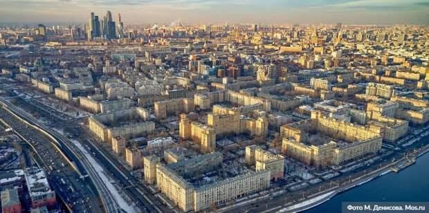 В Москве начала работу комиссия по защите прав проживающих в домах-интернатах. Фото: М. Денисов mos.ru