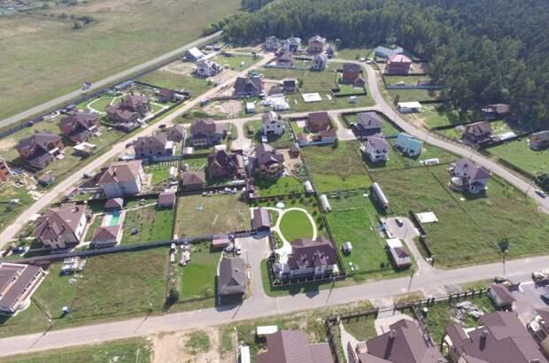 Около 60 тысяч объектов недвижимости зарегистрировали в Подмосковье в 2020 году