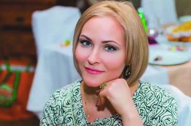 Дочь Влада Валерия Осецкая