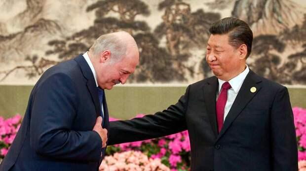 Лукашенко никогда не стать стратегическим партнёром Китая – военный эксперт