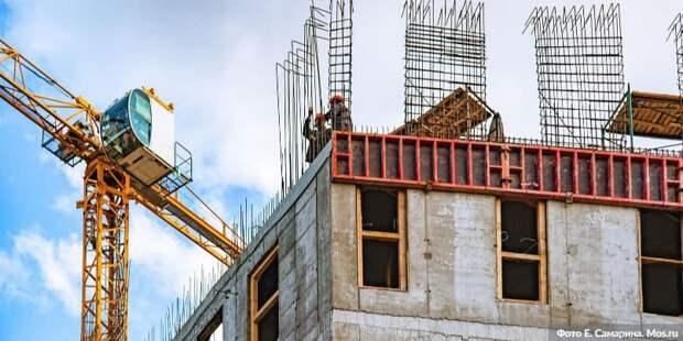 Собянин: 1 млн кв метров жилья по программе реновации построено в Москве. Фото: Е. Самарин mos.ru