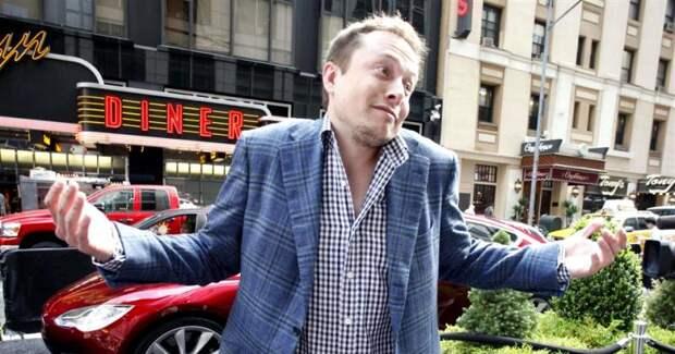 Илон Маск прокомментировал ролик с сексом в управляемом автопилотом электрокаре Tesla