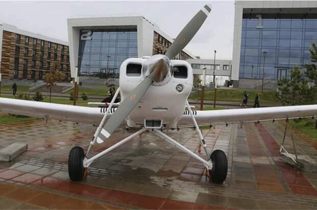 Сергей Чемезов и Рустам Минниханов дали старт строительству авиационного производства в Татарстане