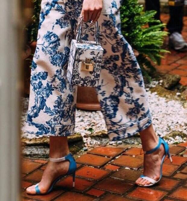 Самый романтический принт этого лета - Туаль-де-Жуи. Французская нота в вашем гардеробе.