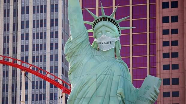 В США назвали возможные сроки восстановления страны от пандемии COVID-19