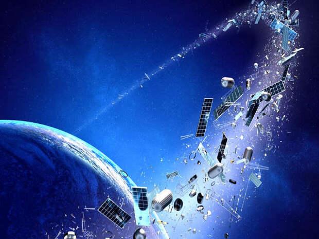Страховые компании отказываются страховать орбитальные объекты из-за большого количества космического мусора