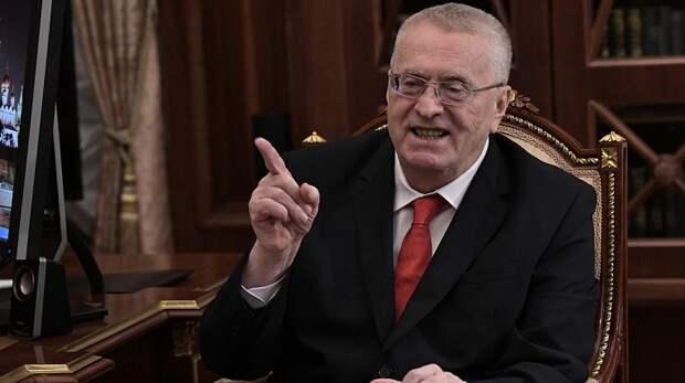 Жириновский предложил ввести ограничения по весу для чиновников