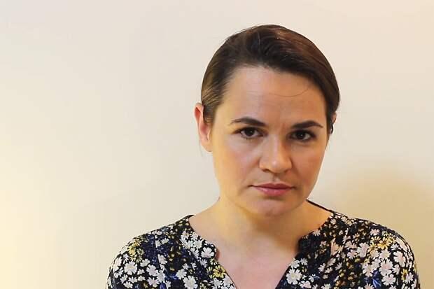Тихановская призвала отключить Минск от SWIFT
