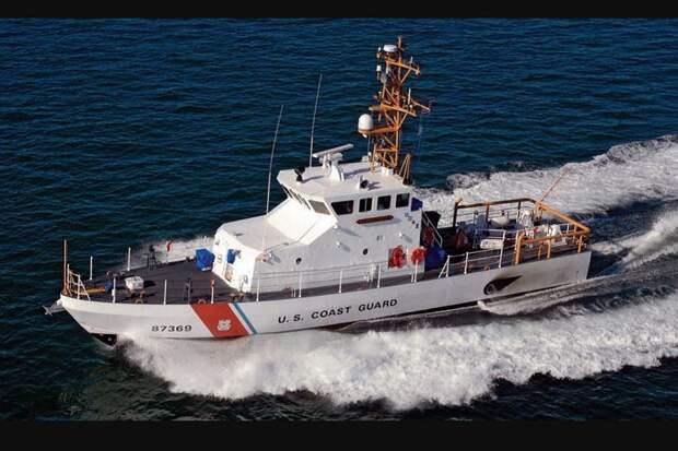 США увеличат мощь ВМС Украины ещё на один катер