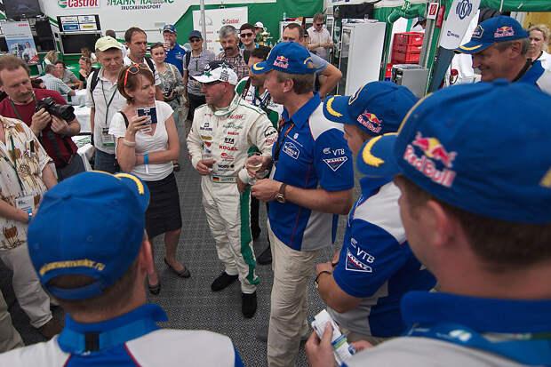 Себя показать, других посмотреть «КАМАЗ-мастер» побывал на гонках в Германии