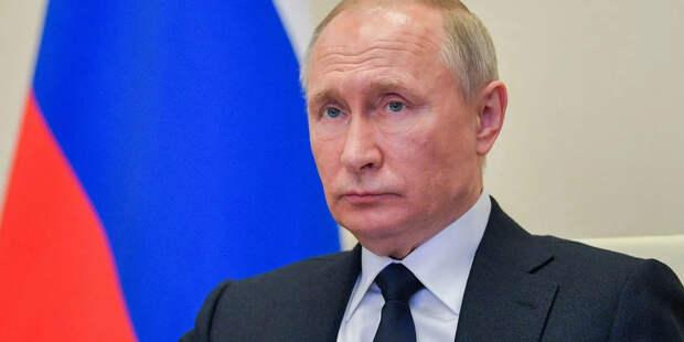 Путин обсудил с Совбезом Карабах