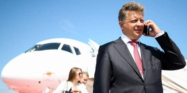 Соколов «летает» над Петербургом по-старому
