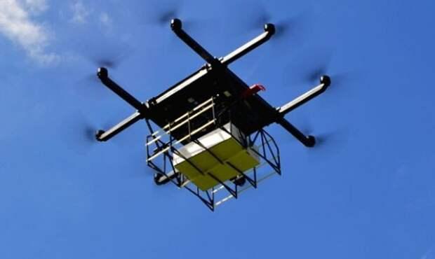 «Сбербанк» будет осуществлять доставку наличных с помощью дрона