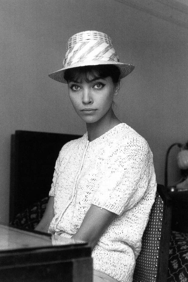 Актрисы из французских фильмов