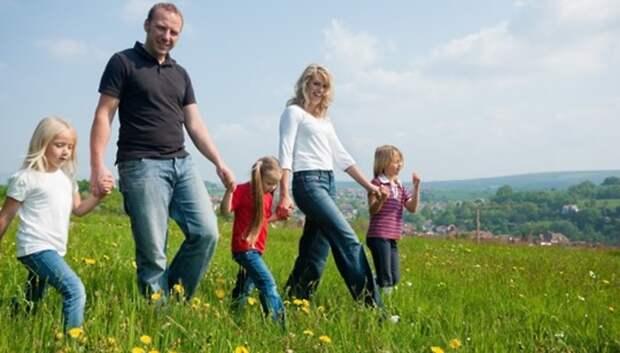 95 земельных участков могут предоставить многодетным семьям Подольска в 2019 г