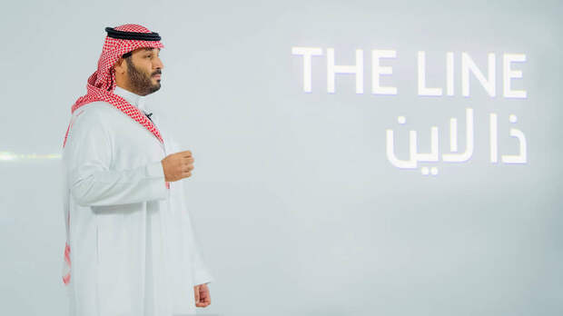 Принц Саудовской Аравии Мухаммед бен Сальман