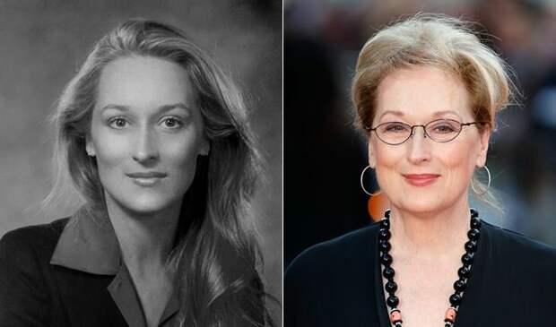 Пять знаменитостей, которые стареют красиво