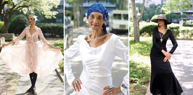 Как стать моделью в 82 года