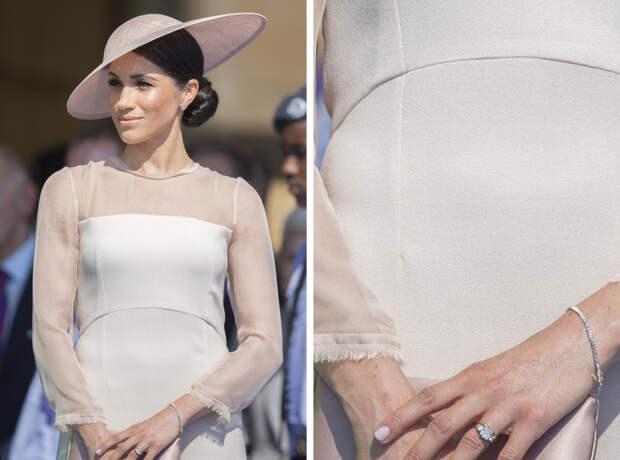 11 фишек Меган Маркл, благодаря которым она эффектно выглядит даже в одежде бюджетных брендов