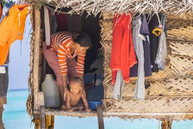 Дети моря: как живут морские цыгане