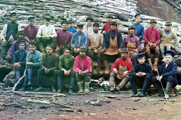 Уральские крестьяне, 1907 год. С.Прокудин-Горский. /Фото: cdnimg.rg.ru