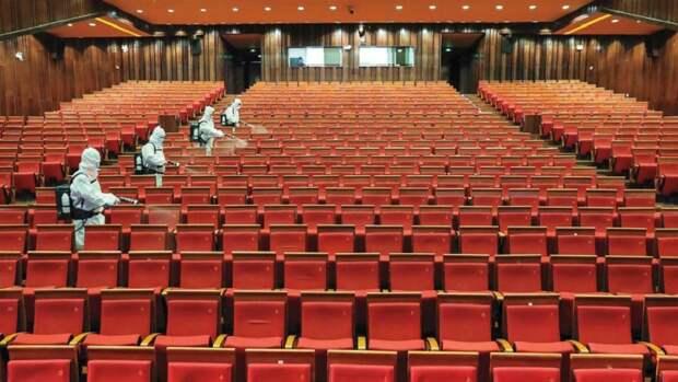 Российские кинотеатры могут потерять около 48 млрд рублей за 2020 год