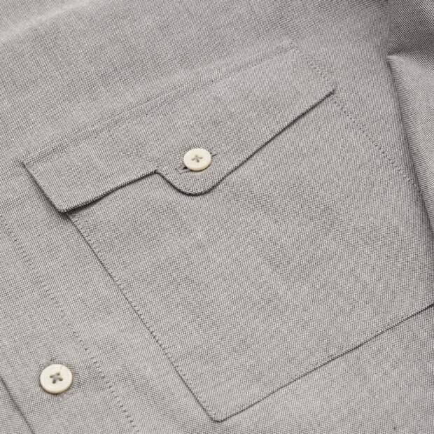 Мужские рубашки с интересными деталями