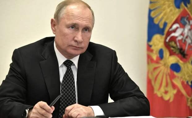 «Исторический шанс». Путин пообещал новоселье миллионам россиян