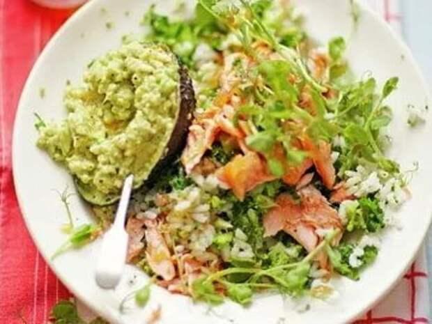 Салат суши — Рецепты Джейми Оливера