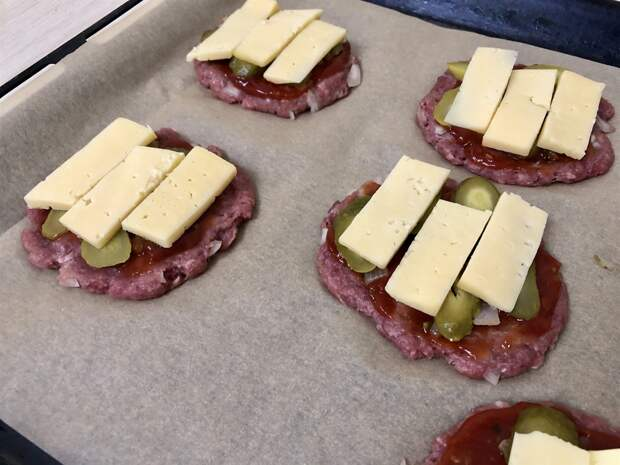 «Сделай это вкусно»: чизбургер без булочки