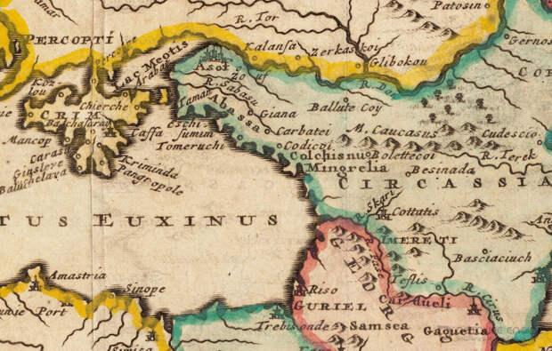 Страна Абаза: свидетельства письменных источников 3