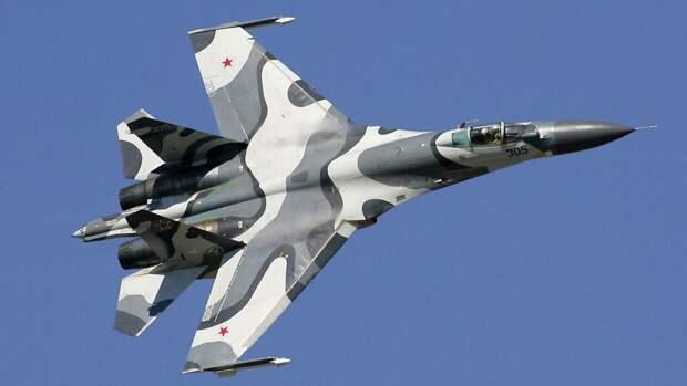 Силы ВКС РФ ликвидировали базу террористов в Сирии