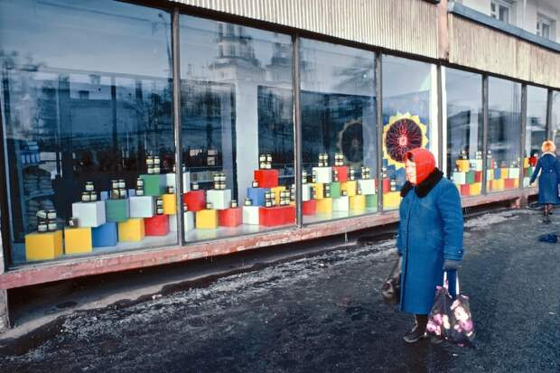 Как встречали Новый год в СССР.