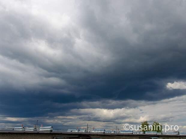 В ночь на 15 августа в Удмуртии ожидаются сильные дожди