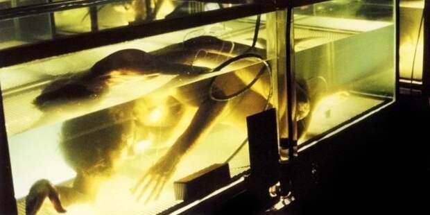 Для чего инопланетяне погружают похищенных людей в непонятные жидкости или гели?