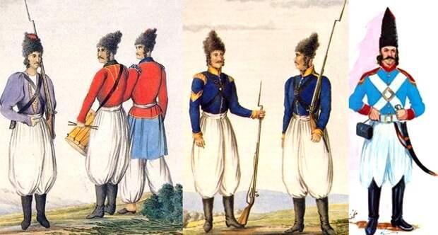Солдаты Персии