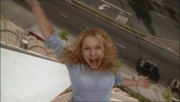 """Ксения Зееберг - """"забытая"""" немецкая звезда 90-х"""