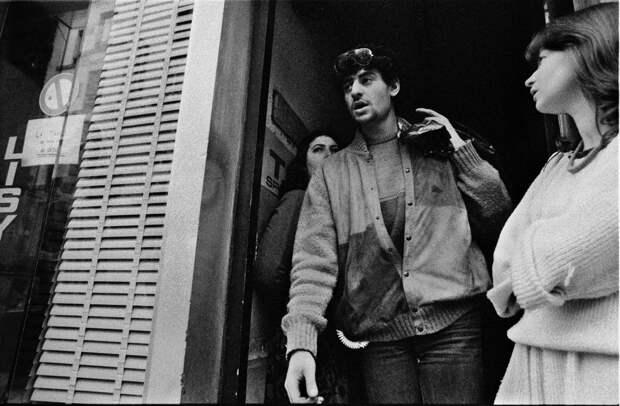 Труженицы секс-индустрии с улицы Сен-Дени. Фотограф Массимо Сормонта 41
