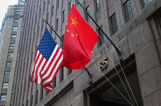 Холодная война между Китаем и США опасна для всего мира - Генсек ООН