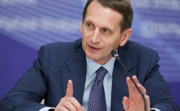 США везут вМолдавию «цветную революцию»— СВР России