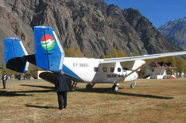 Самолеты больше не летают в Хорог. При советской власти было до 14 рейсов в день