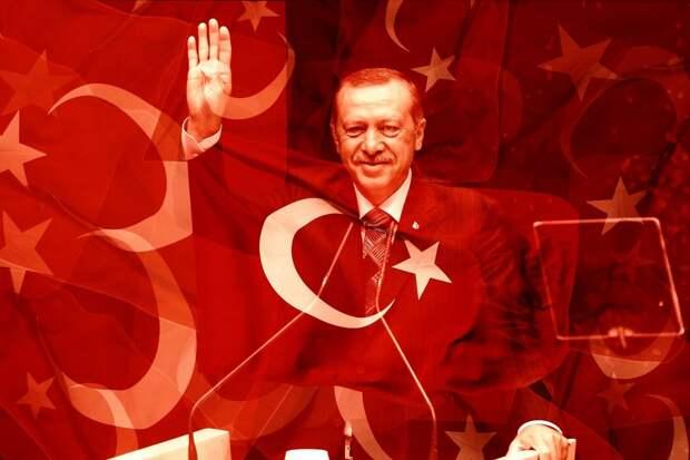 «Стратегическая глубина» Эрдогана: внешняя завоевательная политика как результат дефицита внутриполитических успехов?