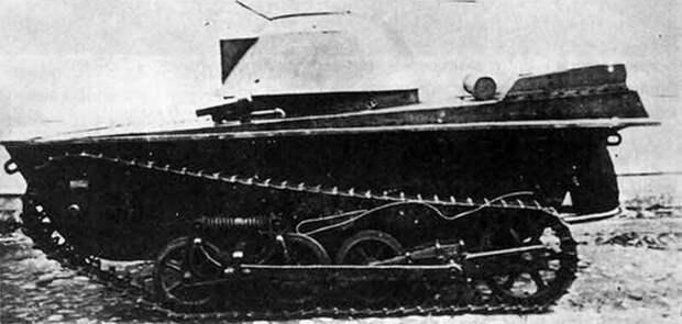 На фото - Танк Т-37Б Исто́рия, военное, плавающие танки, советские танки, танки, танки РККА