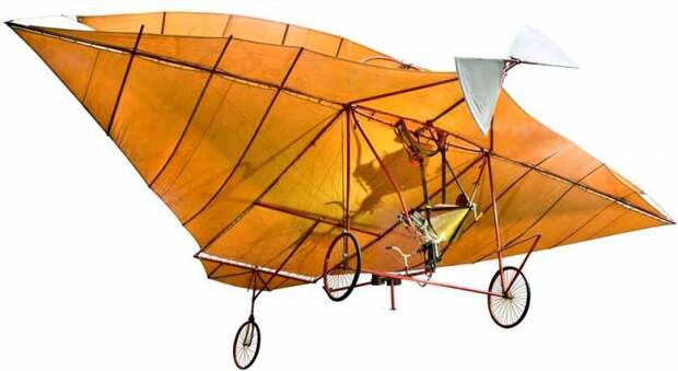 Первопроходцы авиации. Датский прыгун Эллехаммера